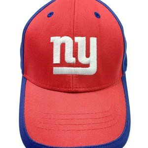NFL New York Giants Hat One Size Team Apparel Red